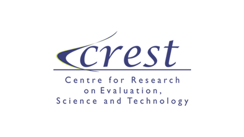 CREST - Centre for Research on Evaluation, Science and Technology