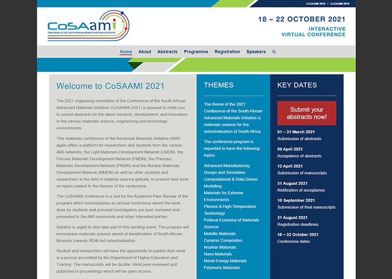 CoSAAMI website